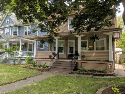 Cleveland Single Family Home For Sale: 2999 West 14th St