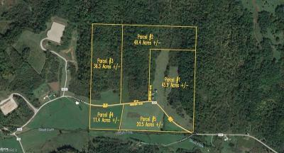 Guernsey County Single Family Home For Sale: 25885 Penrose Rd