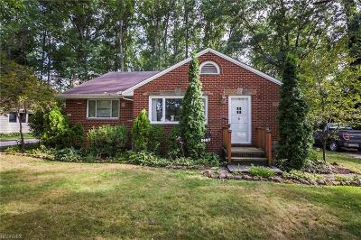 Westlake Single Family Home For Sale: 24407 Westwood Rd