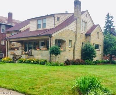 Zanesville OH Single Family Home For Sale: $169,900