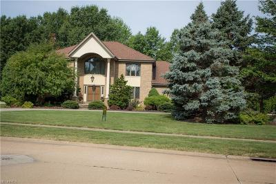 Lorain Single Family Home For Sale: 5812 Rosecliff Dr