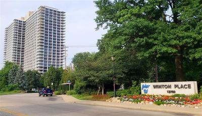 Lakewood OH Condo/Townhouse For Sale: $124,900