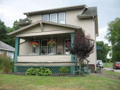 Single Family Home For Sale: 1574 West Beech St