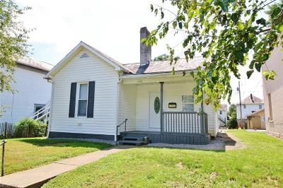 Zanesville Single Family Home For Sale: 454 Sheridan St