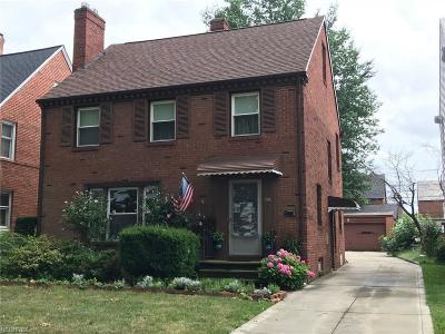 Cleveland Single Family Home For Sale: 3958 Lansdale Rd