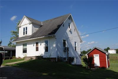 Guernsey County Single Family Home For Sale: 316 Rich St