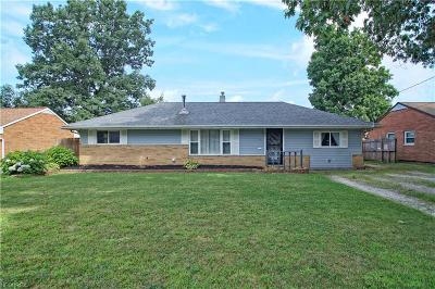 Mentor-On-The-Lake Single Family Home For Sale: 7587 Primrose Dr