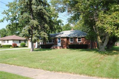 North Olmsted Single Family Home For Sale: 6621 Barton Rd