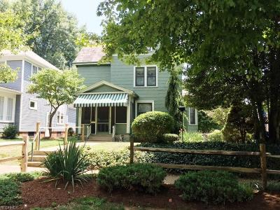 Marietta Single Family Home For Sale: 312 Oakwood Ave