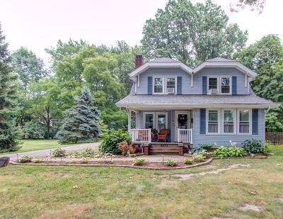 Mentor Single Family Home For Sale: 8233 Midland Rd