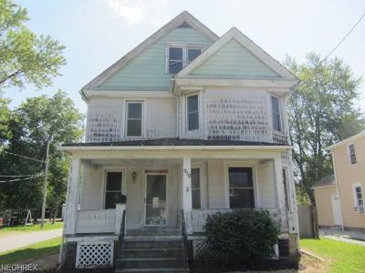 Elyria Single Family Home For Sale: 918 West Ave