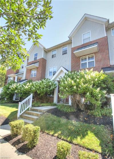 Cleveland Heights Condo/Townhouse For Sale: 825 Nela View Rd
