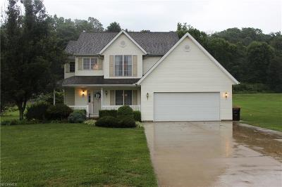 Zanesville Single Family Home For Sale: 2860 Hidden Mound Dr