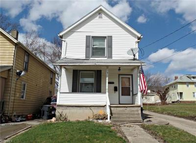 Girard Single Family Home For Sale: 238 East Main St