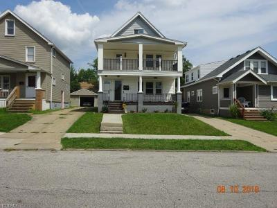 Garfield Heights Multi Family Home For Sale: 4673 East 85th St