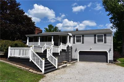 Ashtabula County Single Family Home For Sale: 339 Dodgeville Rd