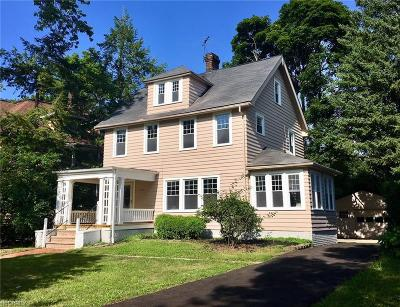 Cleveland Heights Single Family Home For Sale: 2163 Westminster Rd