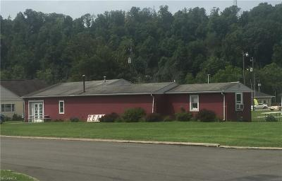 Guernsey County Commercial For Sale: 1326 Burgess Ave