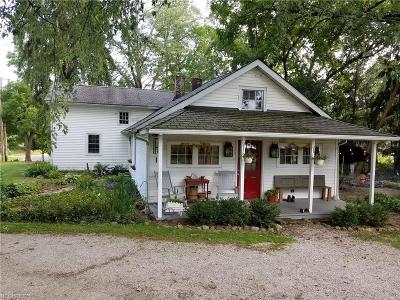 Medina Single Family Home For Sale: 3188 State Rd