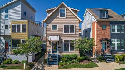 Cleveland Condo/Townhouse For Sale: 7420 Goodwalt Ave