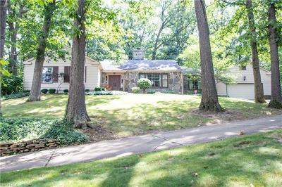 Warren Single Family Home For Sale: 1561 Niles Cortland Rd Southeast