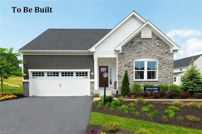 North Ridgeville Single Family Home For Sale: 48 Stockport Mill Dr