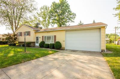 Lorain Single Family Home For Sale: 1804 West 44th St