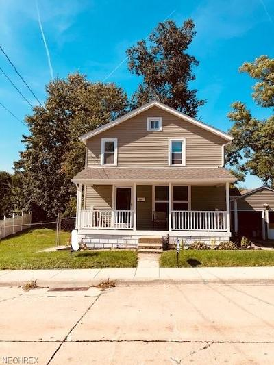 Medina OH Single Family Home For Sale: $145,900