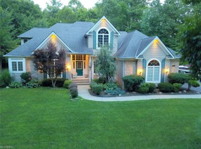 Geauga County Single Family Home For Sale: 16745 Victoria Dr