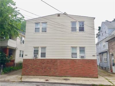 Cleveland Multi Family Home For Sale: 1932 Coltman Rd