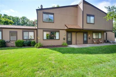 Olmsted Falls Condo/Townhouse For Sale: 26710 Lake Of The Falls Blvd