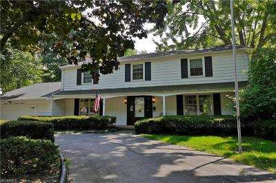 Fairview Park Single Family Home For Sale: 4587 Concord Dr
