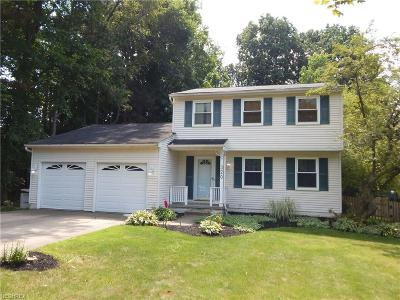 Medina OH Single Family Home For Sale: $165,375