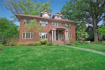 Cleveland Heights Single Family Home For Sale: 2440 Demington Dr