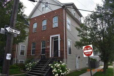 Cleveland Multi Family Home For Sale: 600 Literary Rd