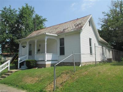 Zanesville Single Family Home For Sale: 104 Chapman St