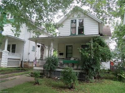 Elyria Single Family Home For Sale: 221 Howe St