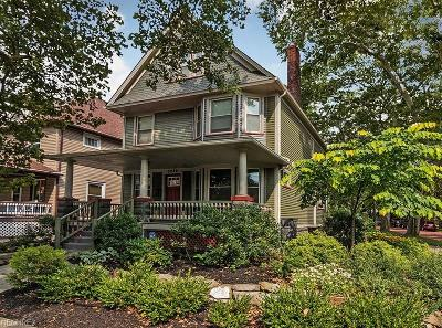 Cleveland Single Family Home For Sale: 3279 Scranton Rd