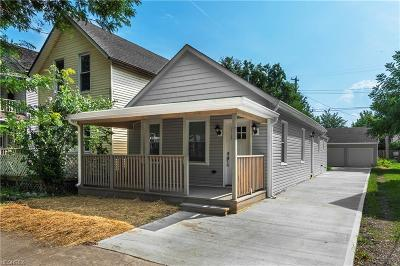Cleveland Single Family Home For Sale: 1931 West 48th St