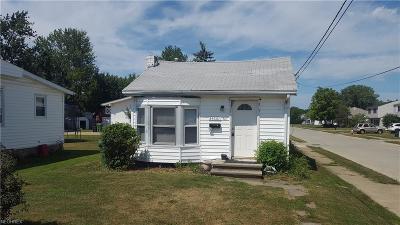 Eastlake Single Family Home For Sale: 34667 Stevens Blvd