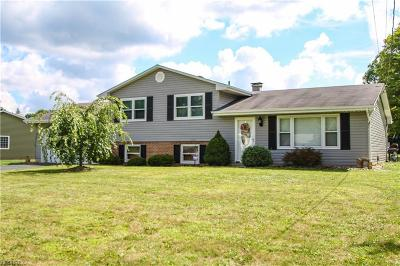 Hubbard Single Family Home For Sale: 429 Wendemere Dr