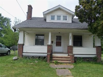 Elyria Single Family Home For Sale: 1857 Middle Ave