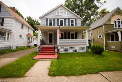 Elyria Single Family Home For Sale: 333 Kenyon Ave