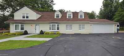 Willoughby Hills Single Family Home For Sale: 29247 White Rd