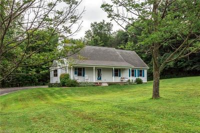 Chardon Single Family Home For Sale: 9449 Old State Rd