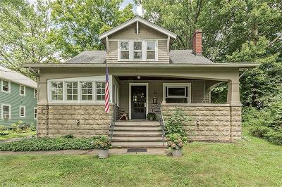 Cuyahoga County Single Family Home For Sale: 93 May Ct
