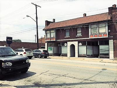 Commercial For Sale: 9722 Lorain Ave