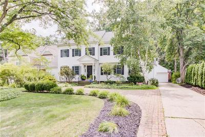 Bay Village Single Family Home For Sale: 25489 Wolf Rd