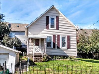 Cleveland Single Family Home For Sale: 1220 West 67th St