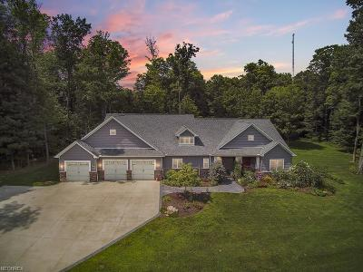 Burton Single Family Home For Sale: 12464 Hotchkiss Rd